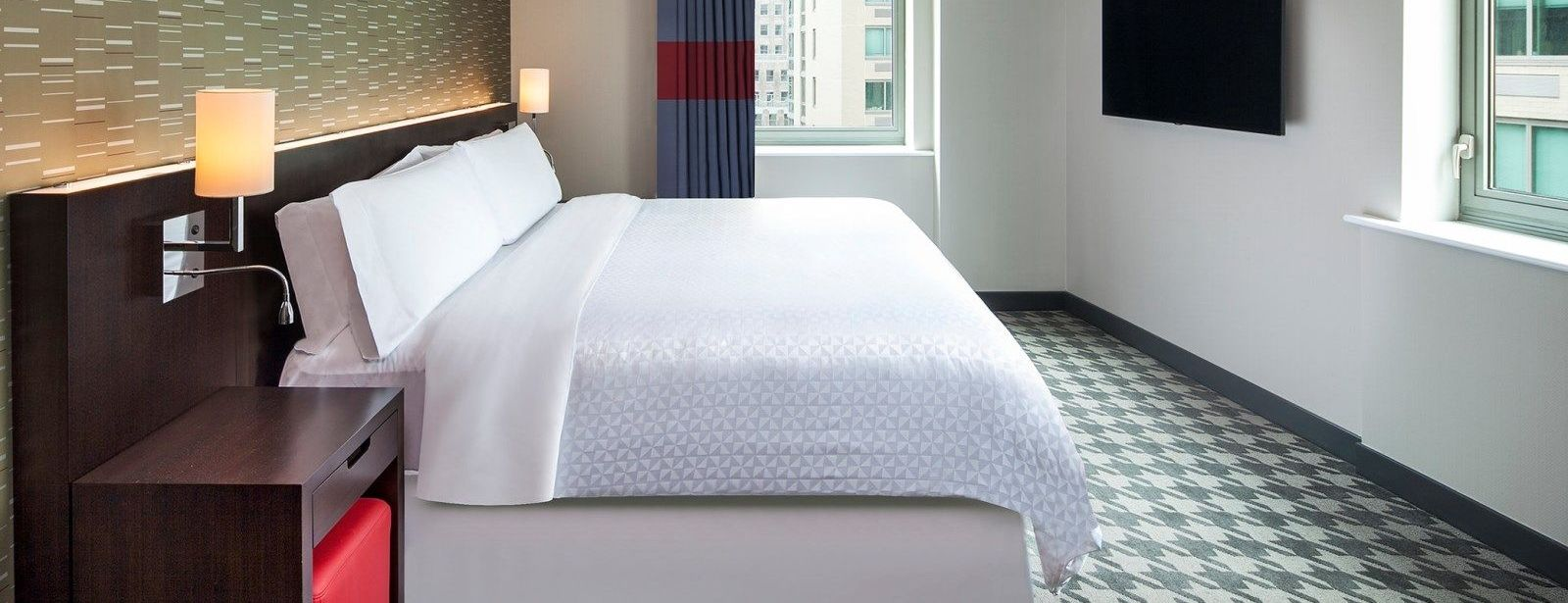 New York Downtown Accommodations - City View King